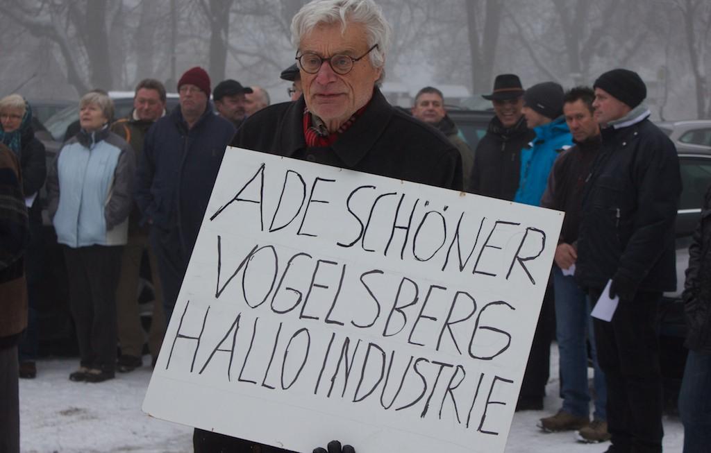 Demo Ulrichstein 2013