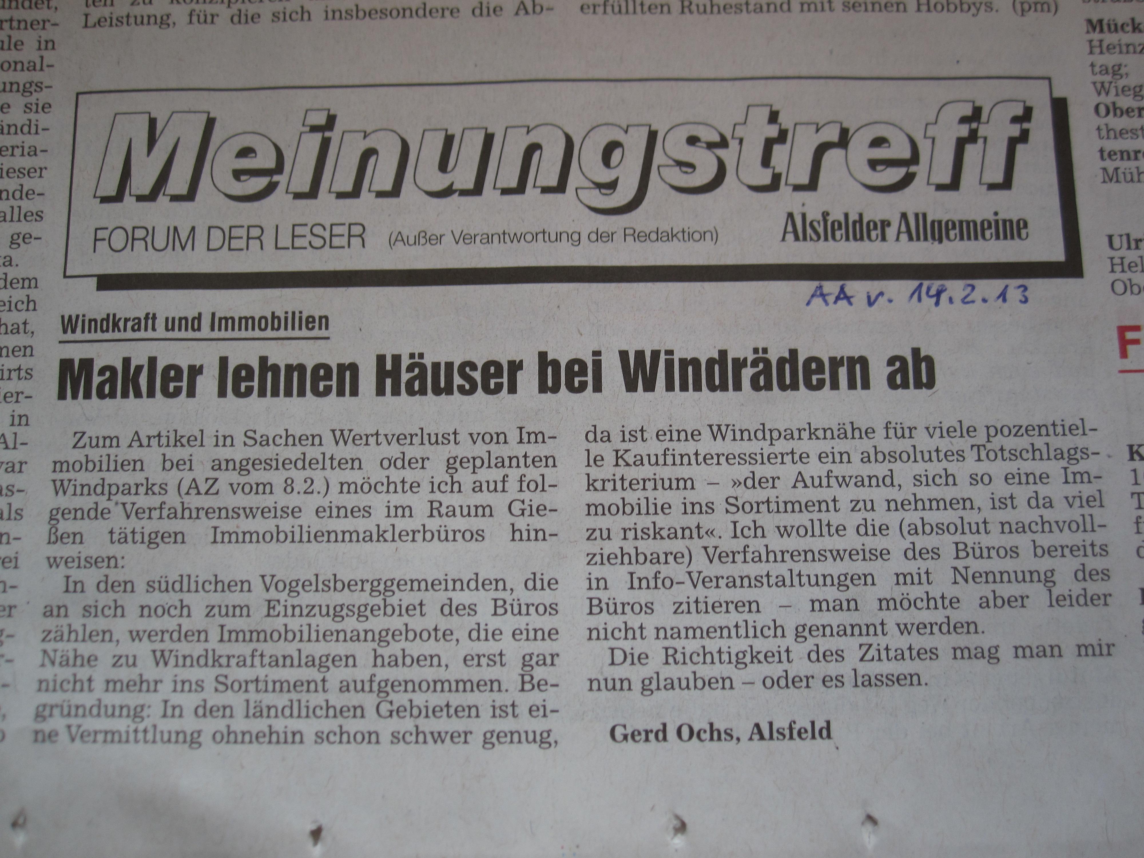 2013.02.14-AA-Leserbrief Immobilien Gerd Ochs