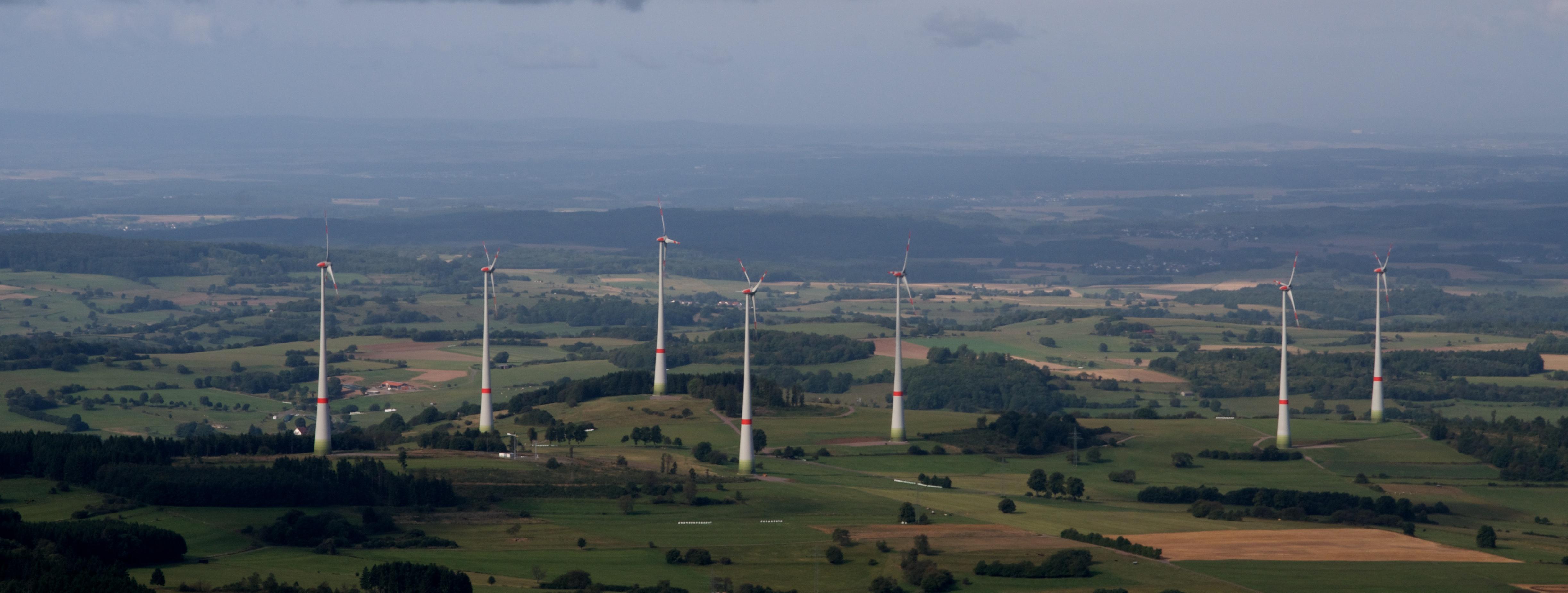 Windfarm Platte, Energiegenossenschaft Vogelsberg, OVAG, Hessenenergie, Hessenwind, Gerd Morber, Dr. Erik Siefart, Edwin Schneider, Erwin Horst