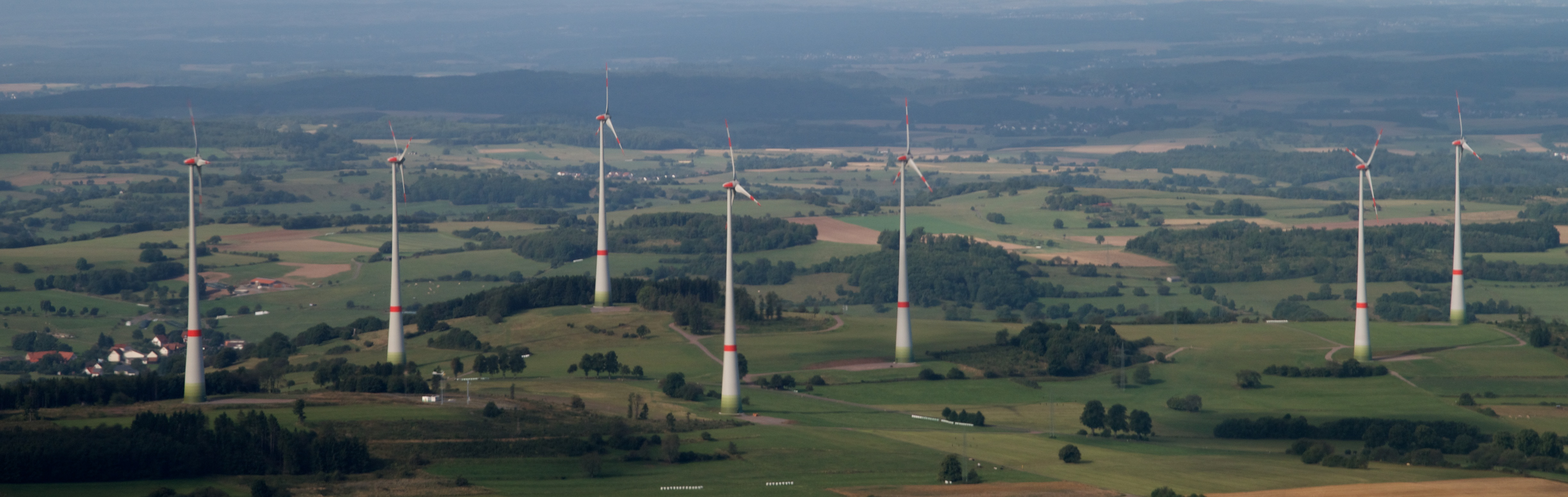 Platte: Windkraft im Vogelsberg