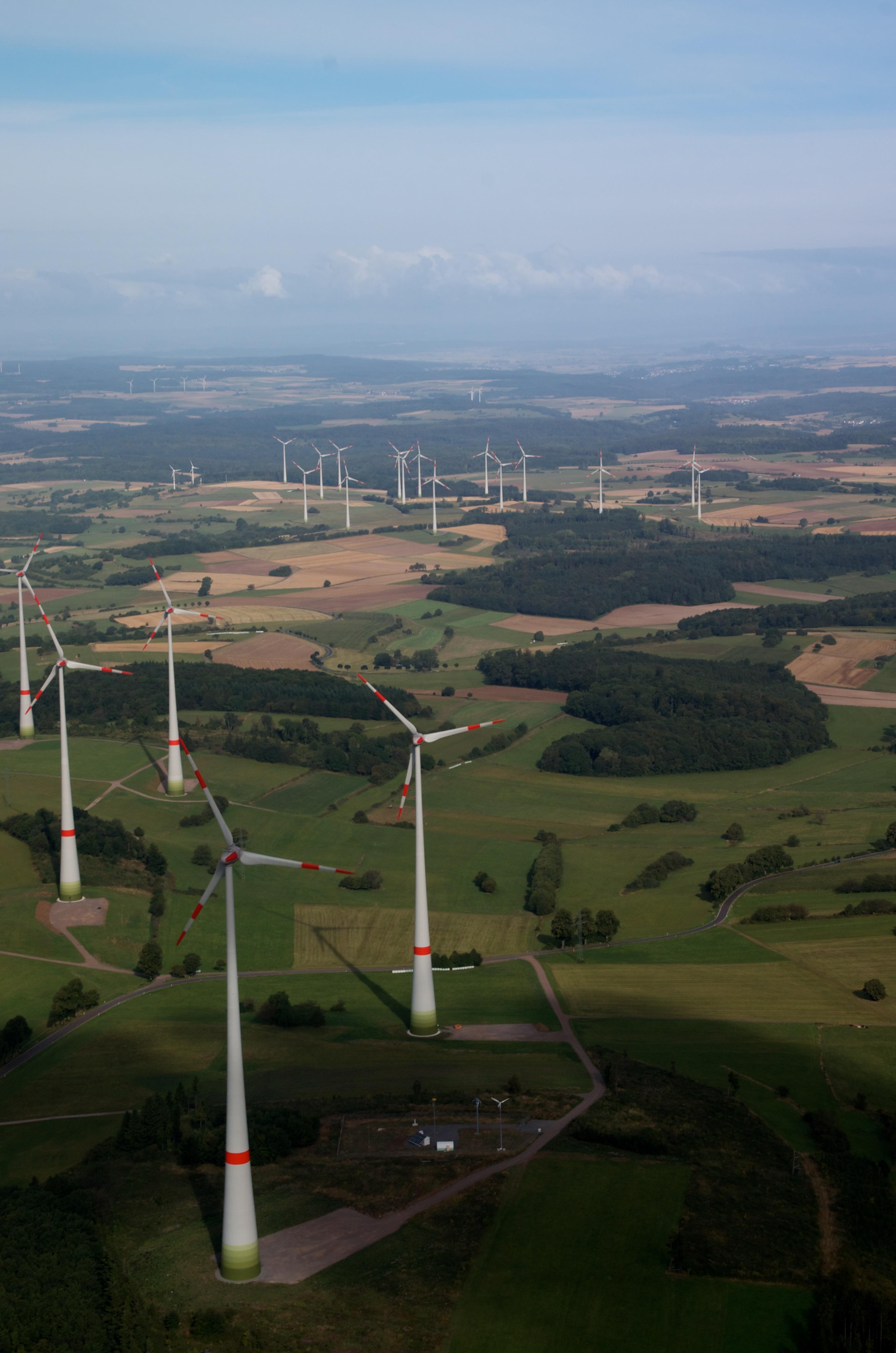 OVAG, Hessenenergie, Ernst Bohn und Renertec verschandeln den Vogelsberg