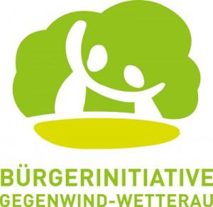 Logo Bürgerinitiative Gegenwind Wetterau, Hessen