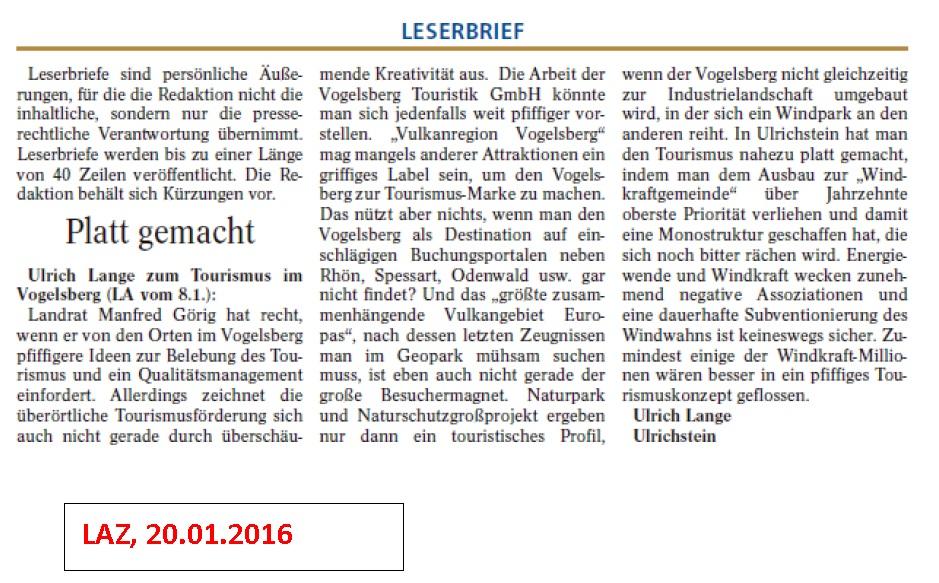 2016-01-20_LAZ_Leserbrief-Ulrichstein