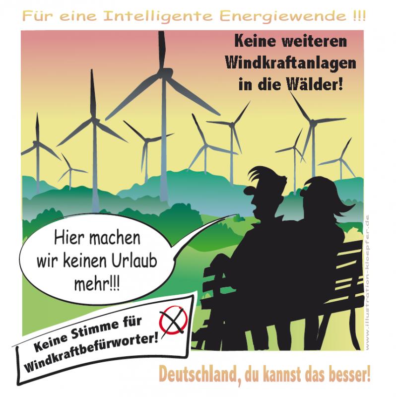 Windkraft zerstört den Tourismus - Jeanne Klöpfer - Landtagswahl Hessen 2018 - Hessenwahl - hessischer Landtag